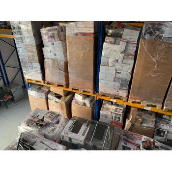 Mixpaletten Elektro Haushaltsgeräte Container LKW Export Haushaltsgeräte Küchengeräte 6,5€