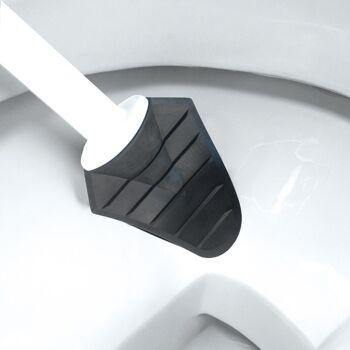 Große Lageraktion - jetzt wird aufgeräumt - WC Flexi Cleaner WEIß - Toilettenbürste