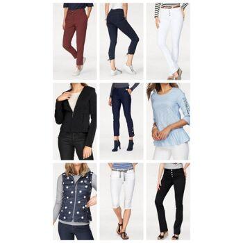 Tom Tailor Mode Damen Bekleidung Mix Marken Textilien Kleidung Restposten