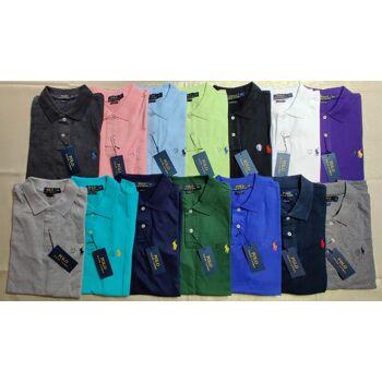 Ralph Lauren Poloshirt Small Pony Gr. S - XXL Verschiedene Farben NEU 1A Qualität