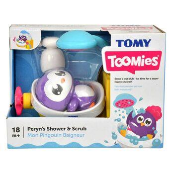 Tomy Toomies Perynss Schaumbad, lustiges Badewannenspielzeug