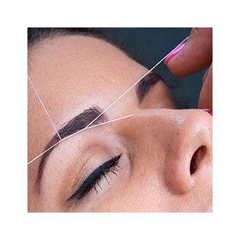 Epily - Faden-Epilierer zur natürlichen Haarentfernung - Baumwollfaden Epilierer