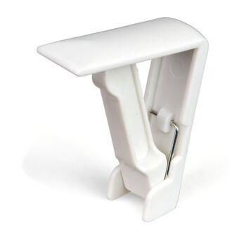 28-100165, Tischtuchklammer, Tischdeckenhalter+++++++