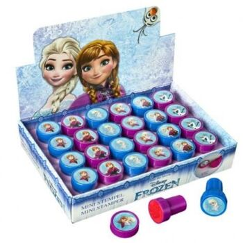 Frozen / Eiskönigin - Mini Stempel