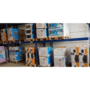Mixpalette MEDION 100% Elektroklein- und großgeräte A/B Ware und ungeprüfte Retouren - 524 Artikel