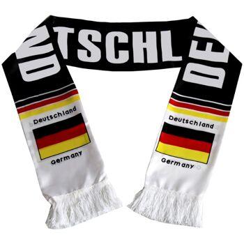 Deutschland Fan Schal Fußball Handball WM EM Schal