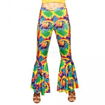 Schlaghosen Hippie (M stretch)
