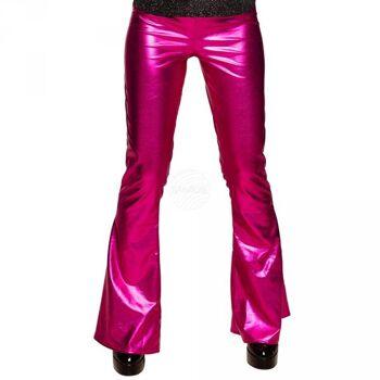 Schlaghosen pink (M stretch)