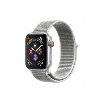 Apple Watch Series 4 GPS Cell 40mm Silver Alu Sport Loop MTVC2FD/A