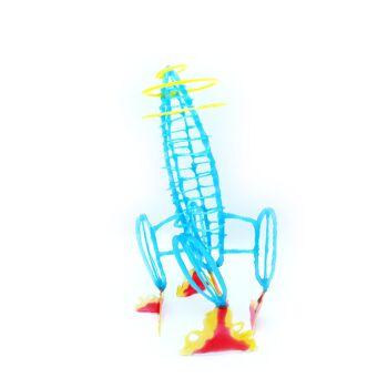 Große Palettenaktion - jetzt wird aufgeräumt - 3D CREATOR Ersatzstift blau - 367 Stück