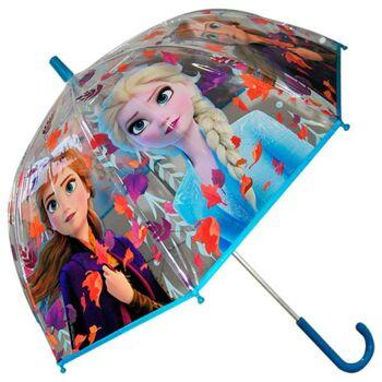 Disney Frozen 2 / Die Eiskönigin 2 - Glocken-Regenschirm, manuell