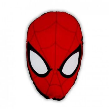 "Marvel Spiderman - Velour Dekokissen ""Head"""