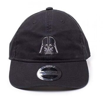 Star Wars Darth Vader - Baseball-Cap (schwarz)