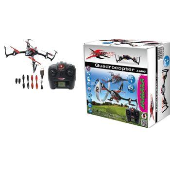 12-417079, Quadrocopter Skip 3D Jamara DRONE   ab 14 Jahre