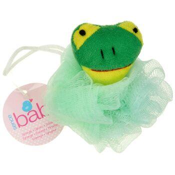 28-614214, Badeschwamm Tierapplikation, ideal für Kinder, Massageschwamm