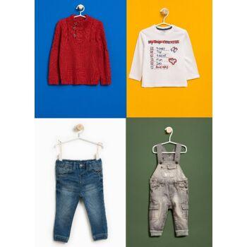 Italienische Marke Frühlingskleidung für Kinder