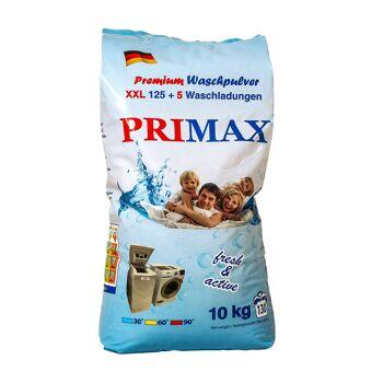 Waschmittel - Primax Premium  Pulver -  130 WL Markenqualität