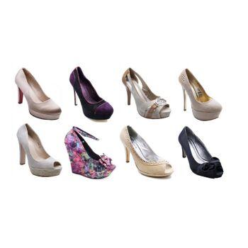 Tolle Damen Schuhe Restposten Mix Modern ab 3,90 Paar
