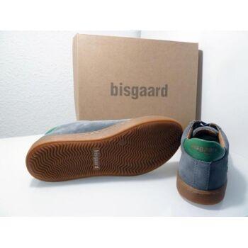 Bisgaard Leder Sneaker Antracit 33107.118 Gr.30