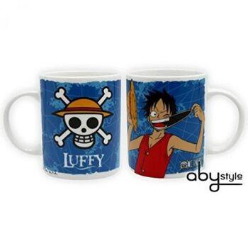 One Piece - Tasse - Luffy mit Totenkopf - 320 ml