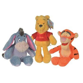 Simba Toys - Plüschfiguren, Disney Winnie Pooh 25cm (3-sort.)