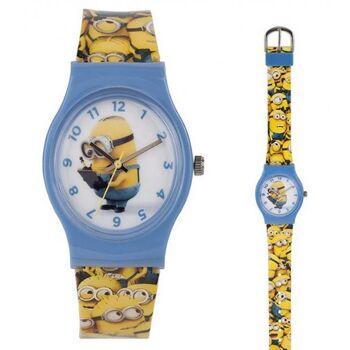 Minions - Armbanduhr Quarz analog