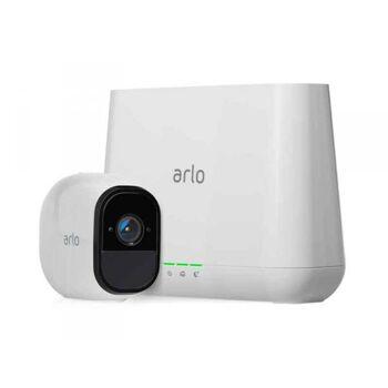 Netgear Arlo Pro Verkabelt & Kabellos Videoüberwachungskit VMS4130-100EUS