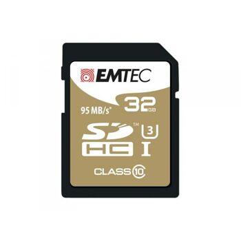 SDHC 32GB EMTEC SpeedIn CL10 95MB/s FullHD 4K UltraHD Blister