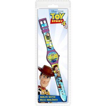 Toy Story 4 - Analog Armbanduhr