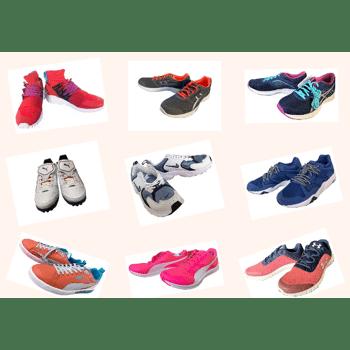 SONDERAKTION - Sports shoes / Sportschuhe Restposten
