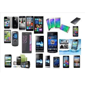 Testpaket Smartphone Paket, 10 Smartphone bis 6