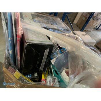 Mix LKW Container Haushalt Spielzeug Textil ABC Retouren für Export