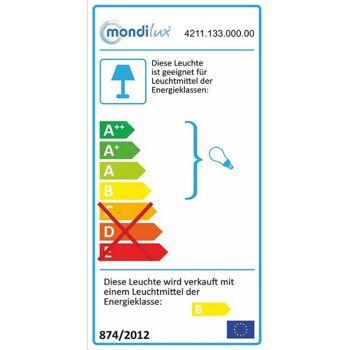 Mondilux COMBILUX STANDART Lichtleiste Leiste Lampe weiß UVP 59,90€ 2560049