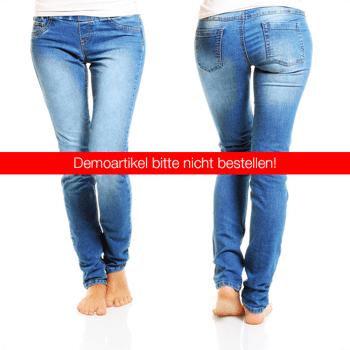 Damenjeans gemischte Cuts und Größen, Saison 2019, Marke Jeans de Cologne