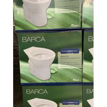 1 Palette = 20 Stück Sanitop-Wingenroth Stand WC Toilette Standtoilette Restposten Sonderposten