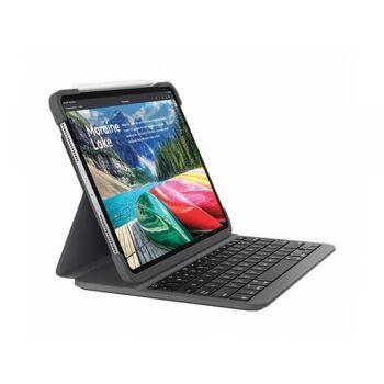 Logitech SLIM FOLIO PRO for iPad Pro 11-inch GRAPHITE CH CENTRAL 920-009157