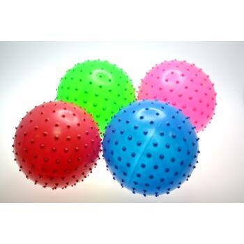 27-36293, Noppenball 15 cm, Stachelball, Massageball, Wasserball