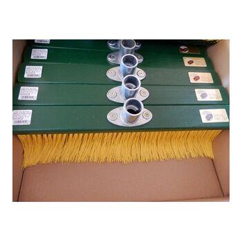 FRITZE Garten-Krallenbesen 35cm breit mit Stiel