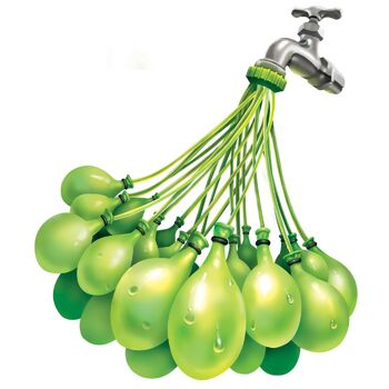 Große Palettenaktion - jetzt wird aufgeräumt - Bunch O Ballons - Wasserbomben - Luftballons - 92 Stück
