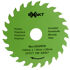 Große Palettenaktion - jetzt wird aufgeräumt - Sägeblatt Exact DC270  24 TCTP für Kunstoffe - 821 Stück