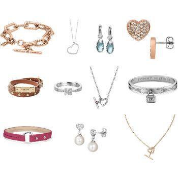 Branded Jewelry Mix UVP: 10.000 €