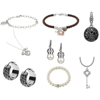 Branded Jewelry Mix UVP: 5.000 €