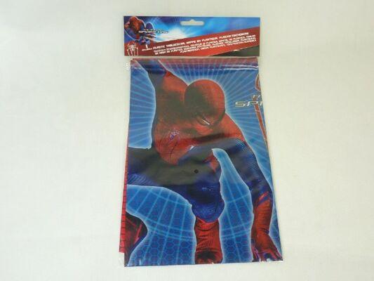 Marvel Spiderman Tischdecke 120 x 180 cm, abwaschbar, wieder verwendbar