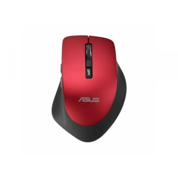 Maus Asus WT425 wireless optical rot 90XB0280-BMU030