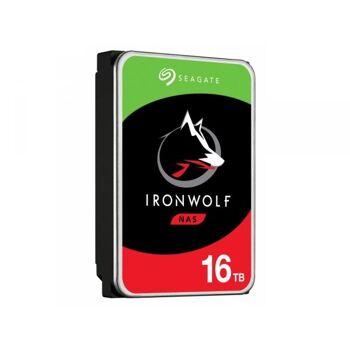 SEAGATE Ironwolf Enterprise NAS HDD 16TB 3,5  ST16000VN001