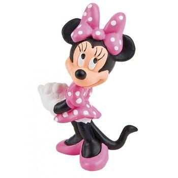 Bullyland 15349 - Disney Mickey Mouse Club - Minnie - Spielfigur