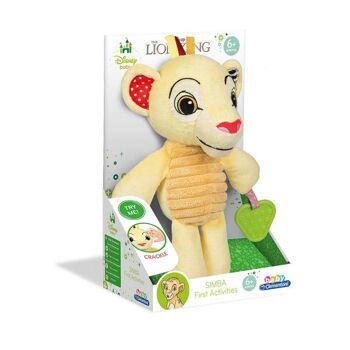 Disney Baby - König der Löwen Aktivitäts-Plüsch