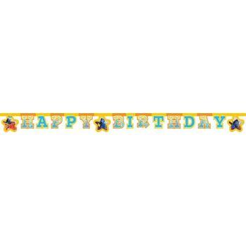 Disney Findet Dorie - 1 Happy Birthday Banner
