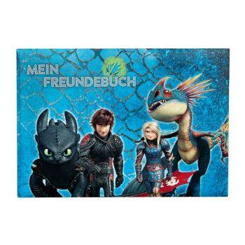 Dragons - Freundebuch A5