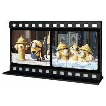 """Filmstreifen Minion - 108 Teile 3D-Puzzle """"British"""" No. 2"""